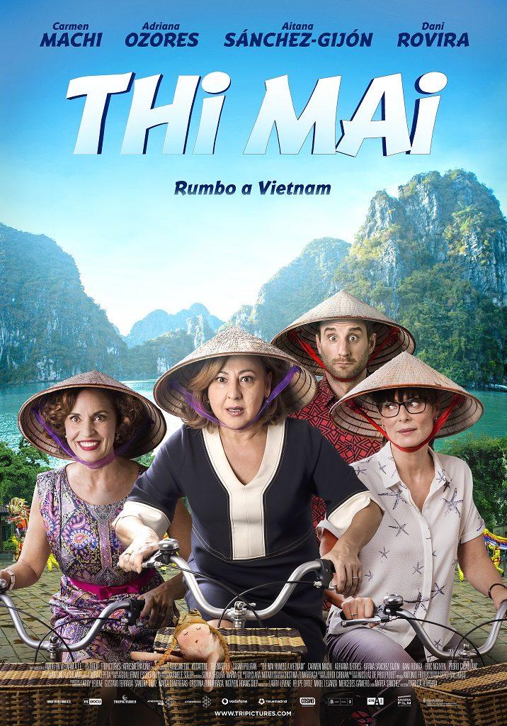Thi Mai - poster