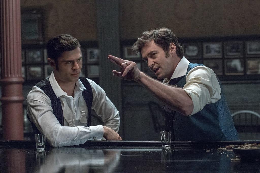 Hugh Jackman - El gran showman