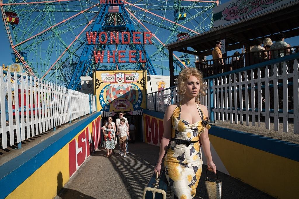 Wonder Wheel - tráiler
