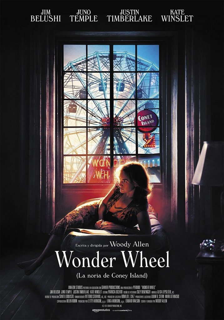 Wonder Wheel - poster