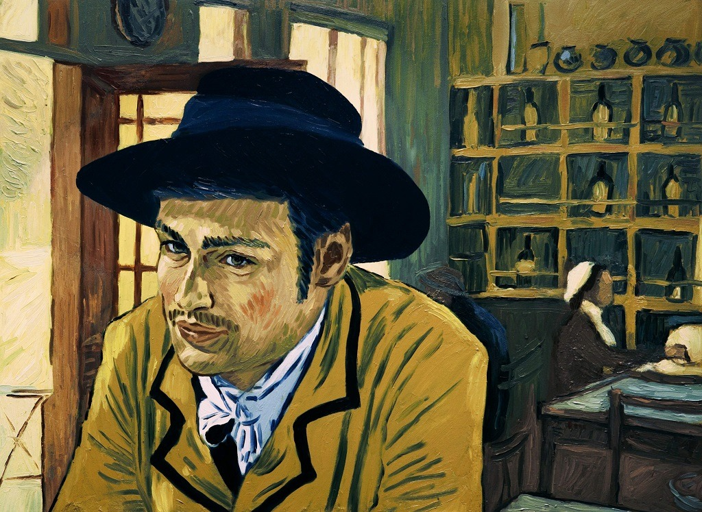 Douglas Booth - Loving Vincent