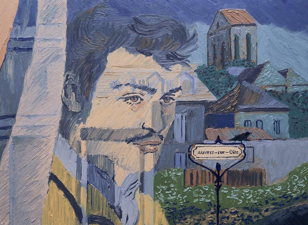 Loving Vincent - tráiler