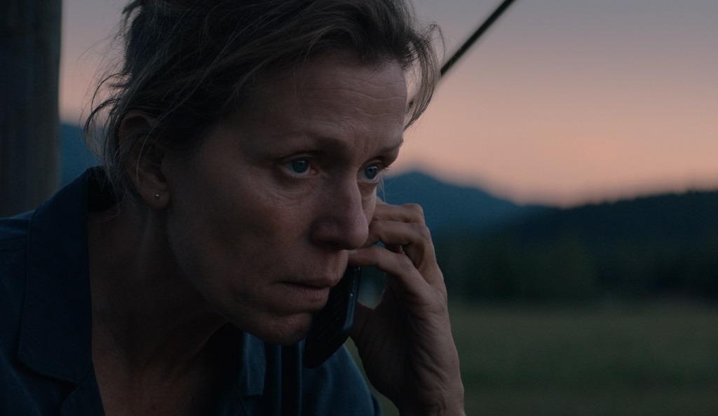 Frances McDormand - Tres anuncios en las afueras