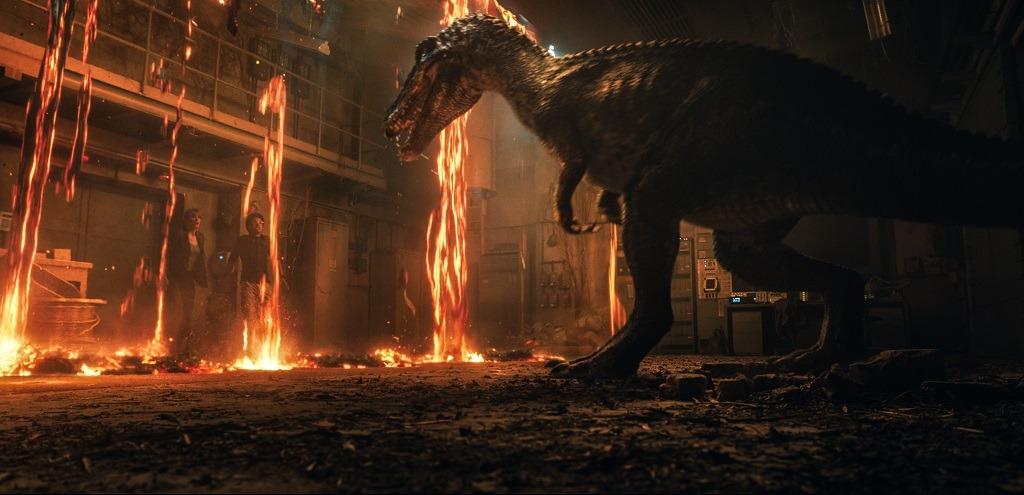 Jurassic World: El reino caído - tráiler