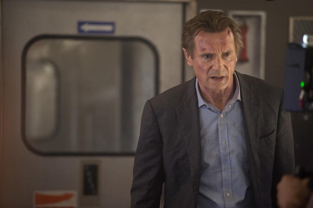 Liam Neeson - El pasajero