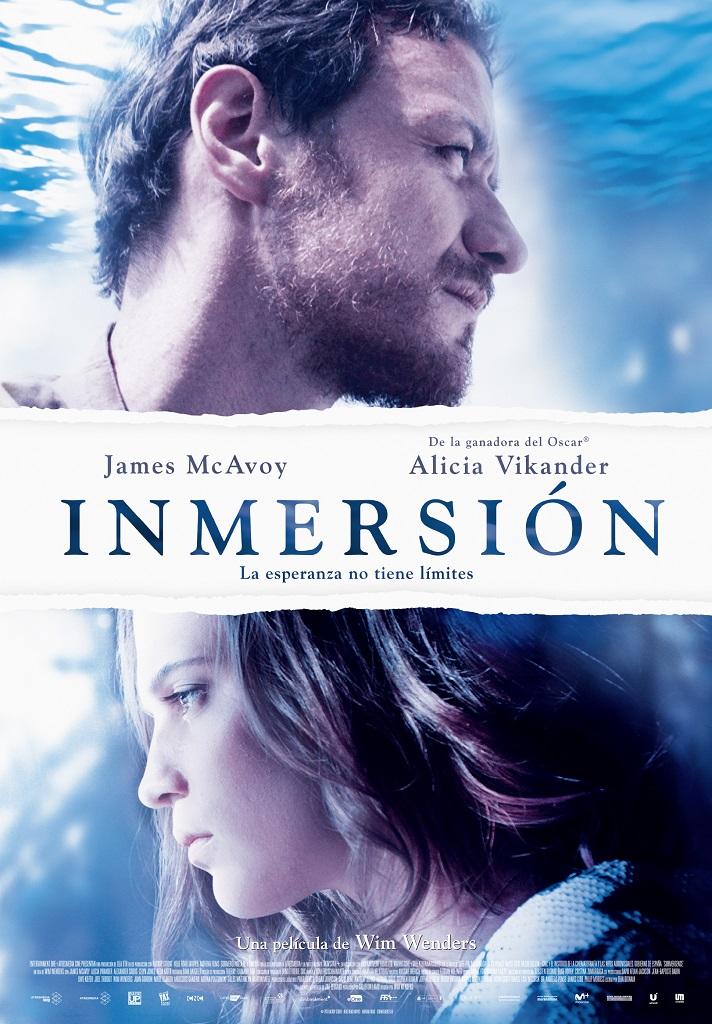 Inmersión - cartel