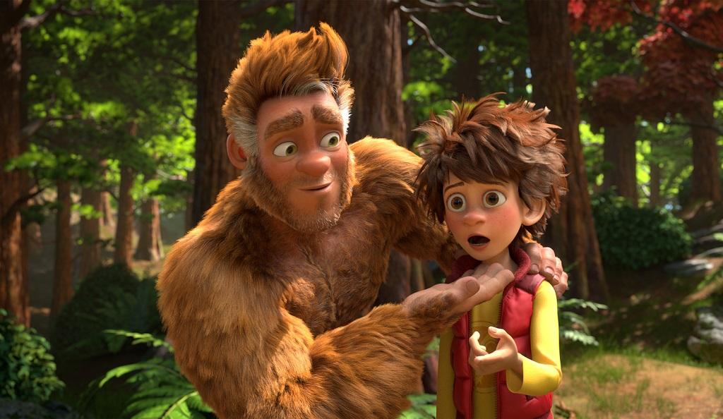 El hijo de Bigfoot - tráiler