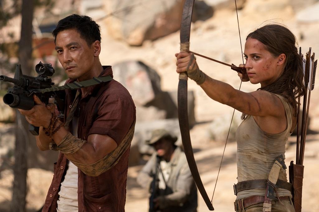Alicia Vikander - Lara Croft - Tomb Raider