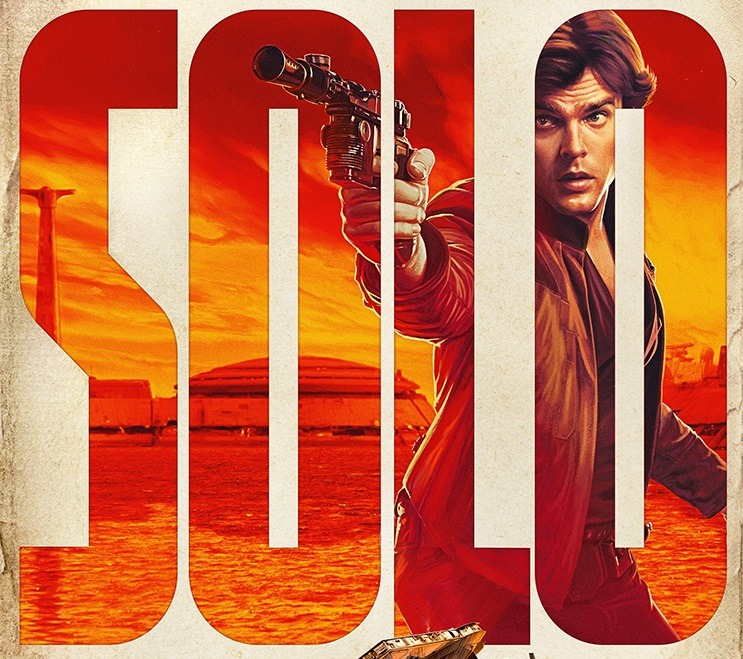 Poster Han Solo