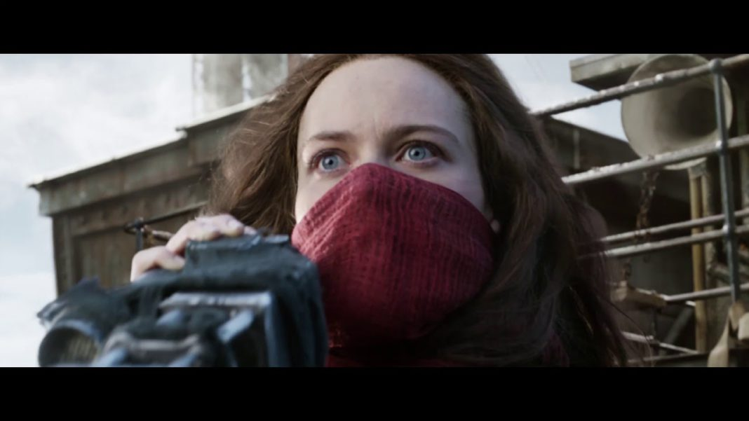 Mortal Engines - tráiler