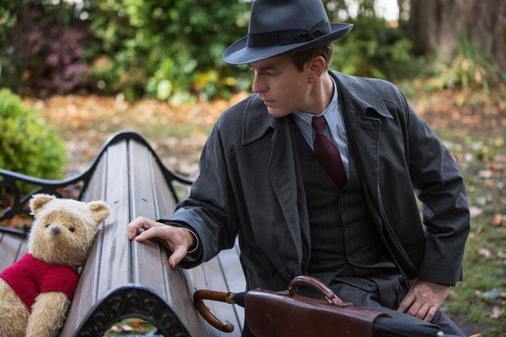 Ewan McGregor - Christopher Robin