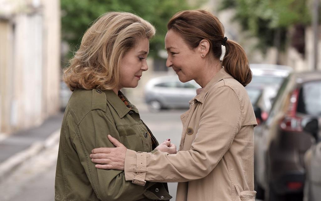 Catherine Deneuve y Catherine Frot en 'Dos mujeres'