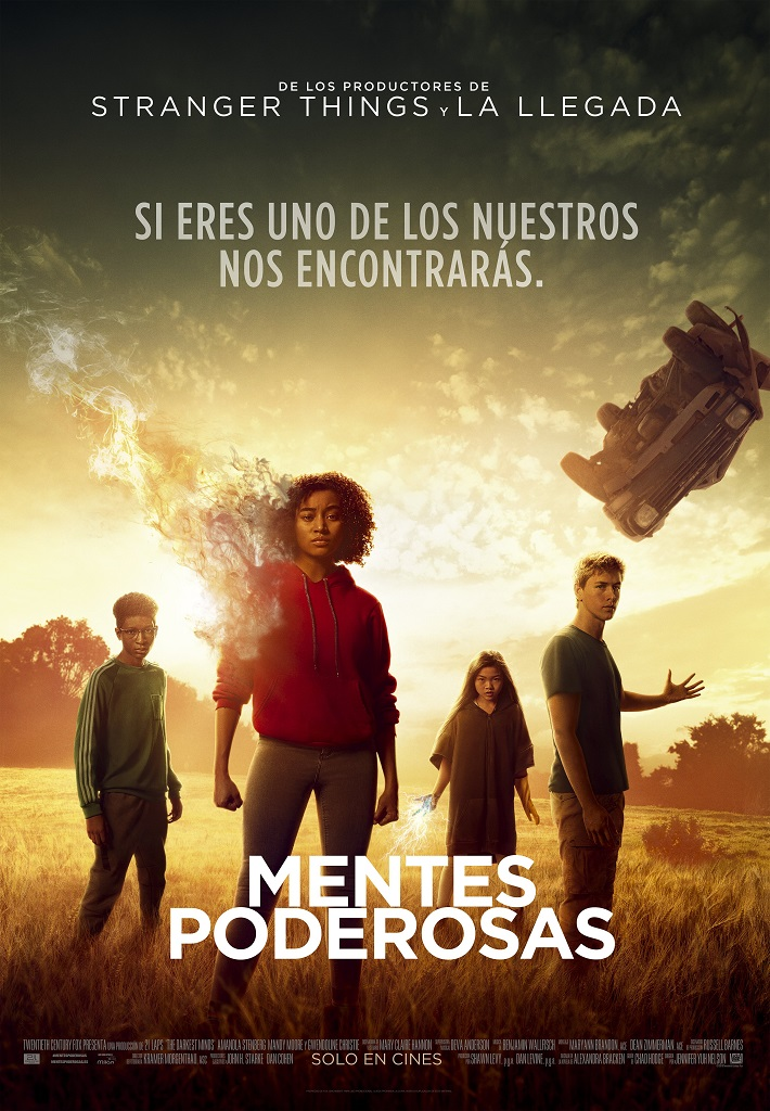 Mentes Poderosas- Poster
