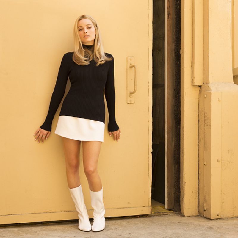 Margot Robbie será Sharon Tate en 'One Upon A Time In Hollywood'