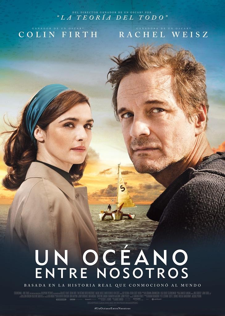 Un océano entre nosotros - cartel