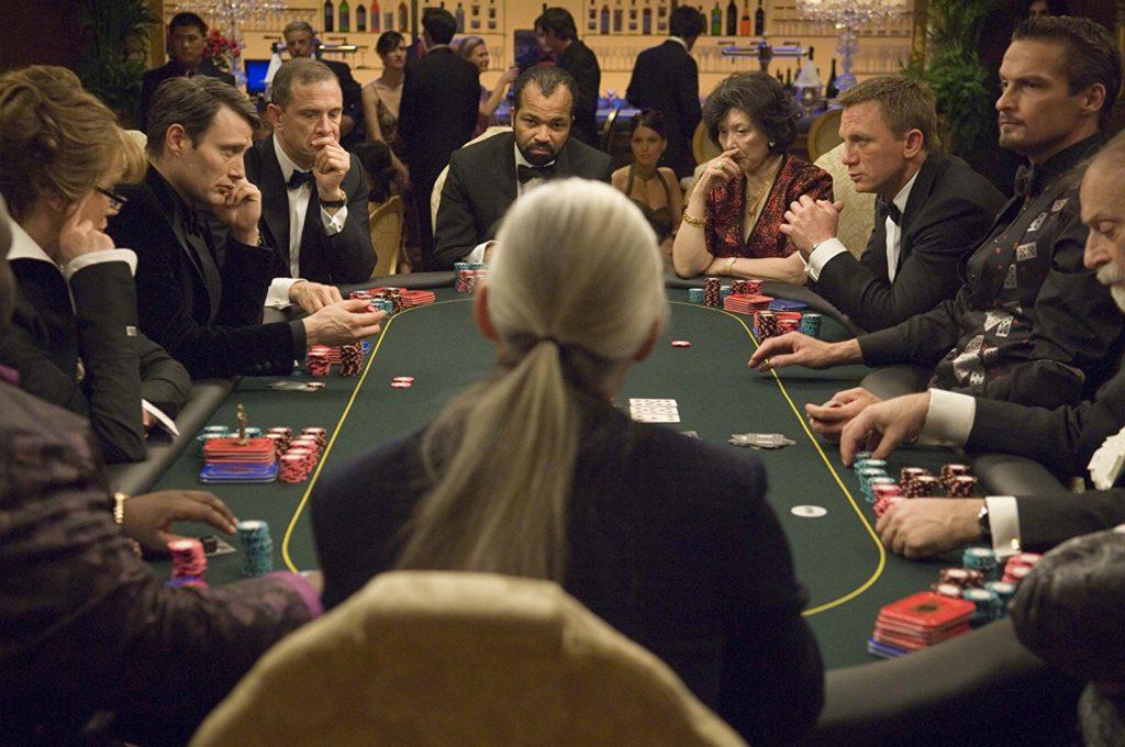 Mejores películas sobre juegos de azar . Casino Royale