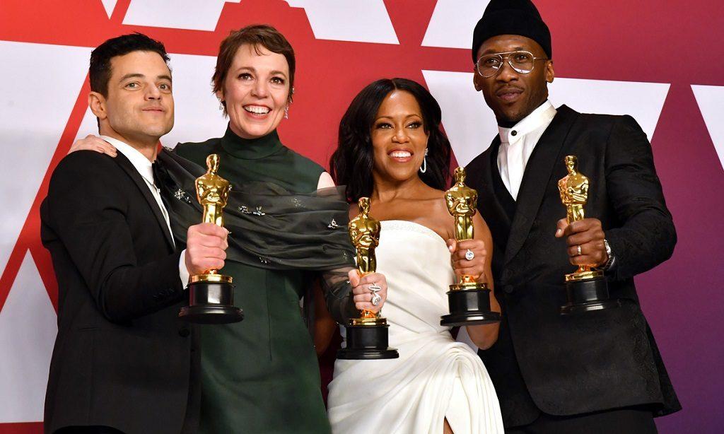 Ganadores Óscar 2019