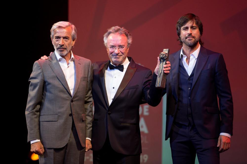 Premios Festival Málaga 2019