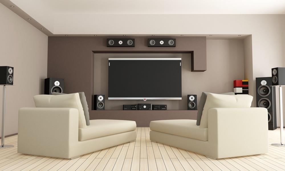 Montar sala de cine en casa