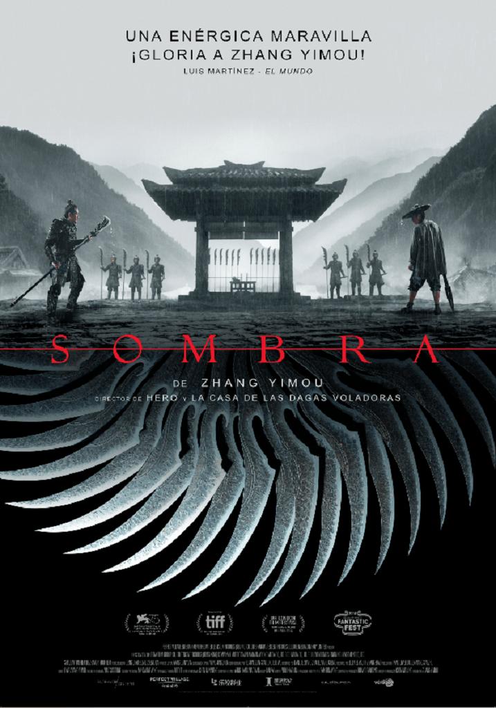 Sombra - poster