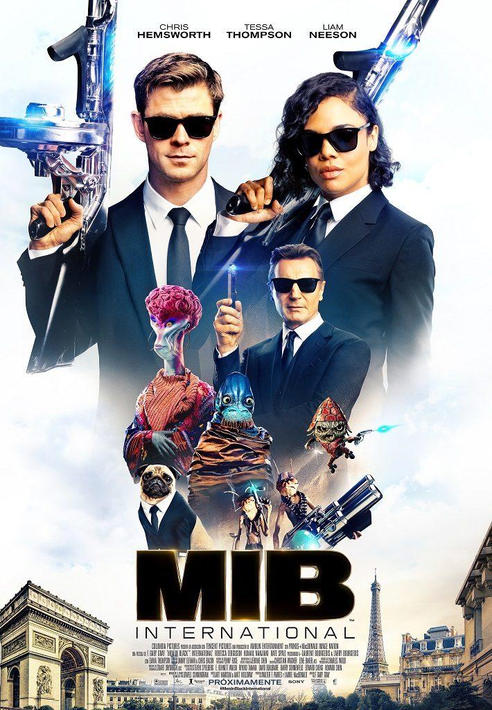 Men In Black: International - Poster
