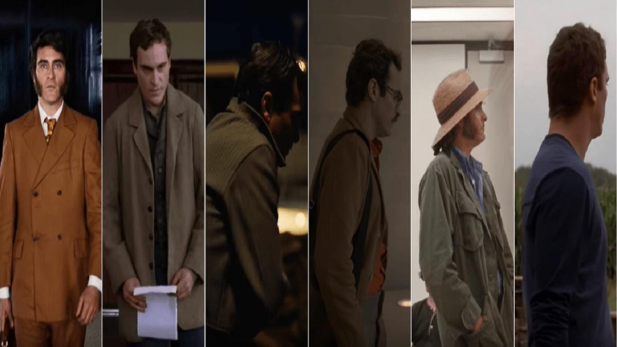 Los modos de caminar de Joaquin Phoenix