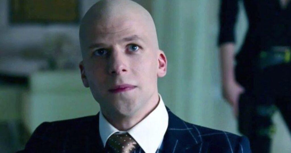 Jesse Eisenberg está contento con la Liga de la Justicia