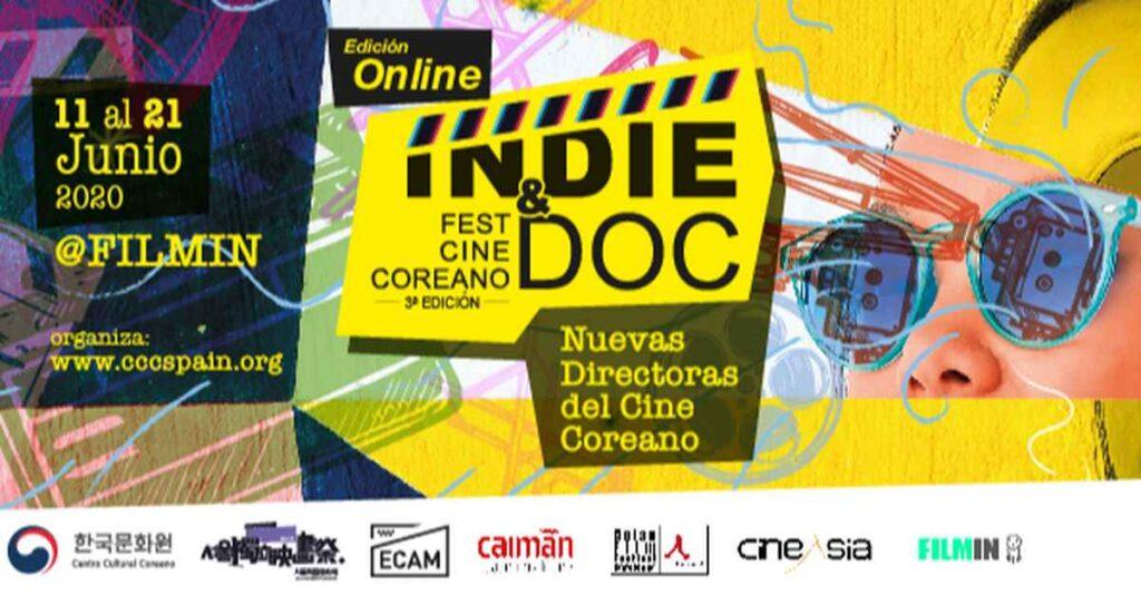 INDIEDOC Fest Cine Coreano