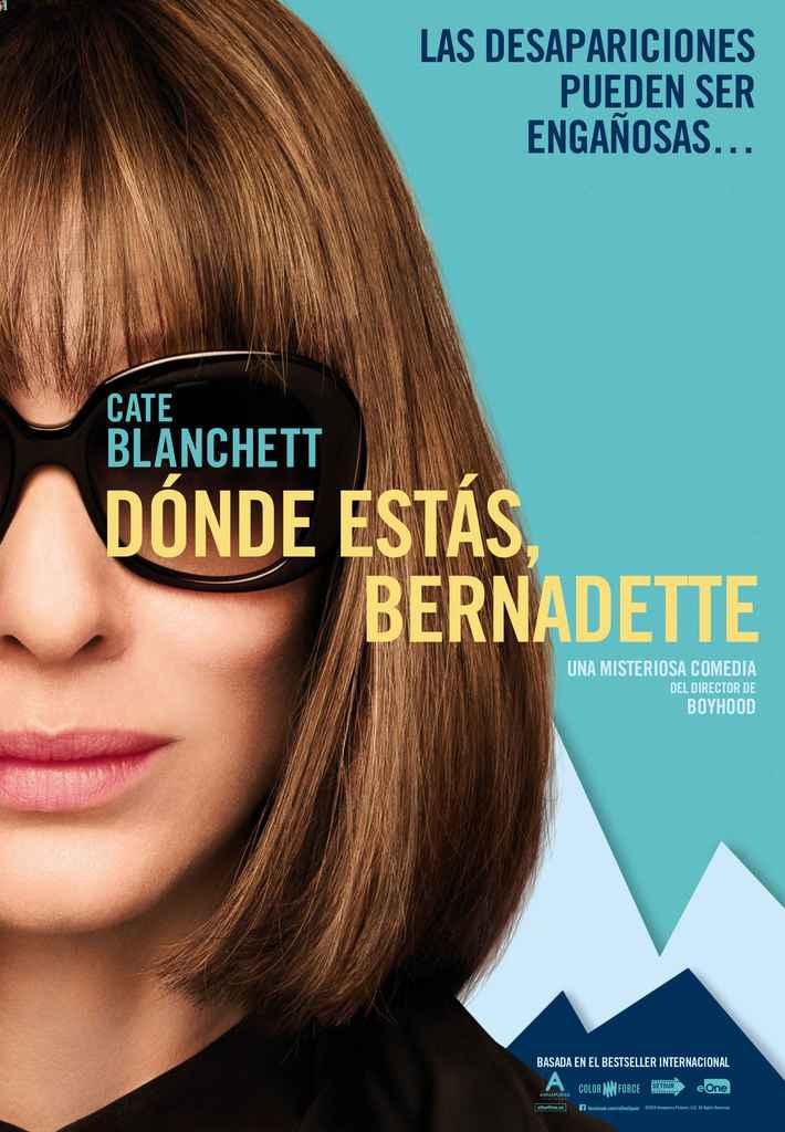 DÓNDE ESTÁS BERNADETTE