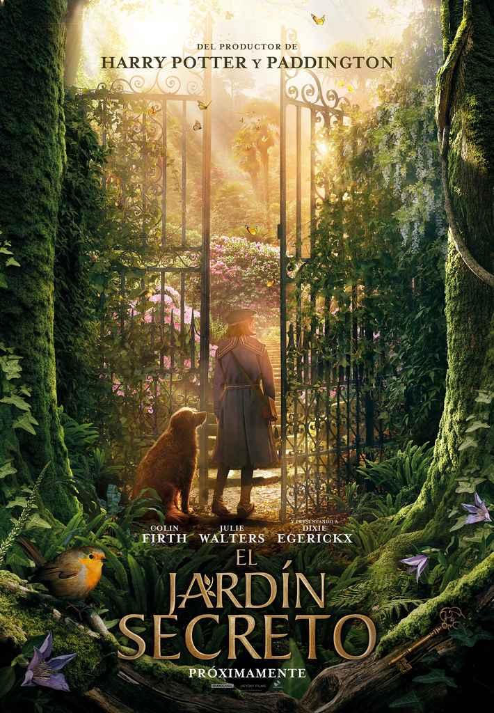 El jardin secreto t