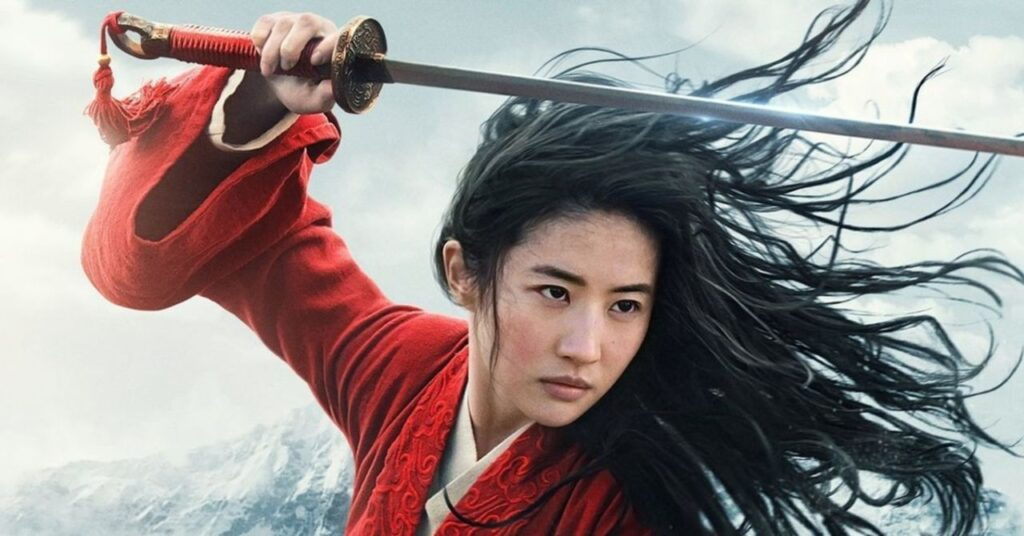 Mulan de Disney se estrenará en cines en China