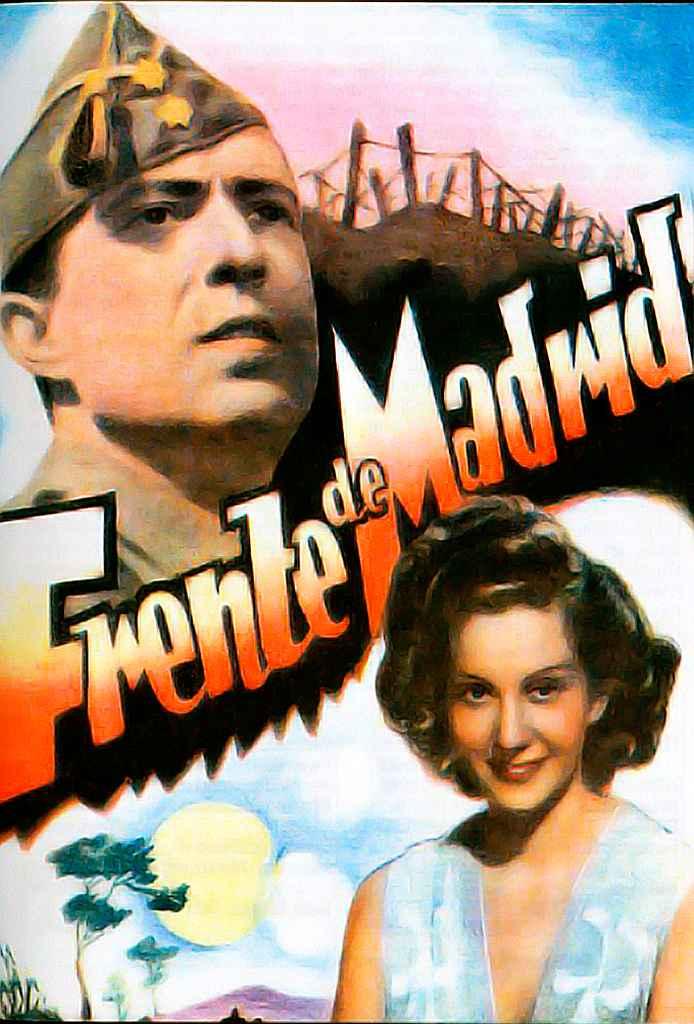 Frente de Madrid pelicula
