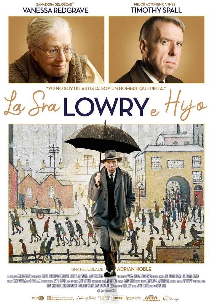 La Senora Lowry e hijo