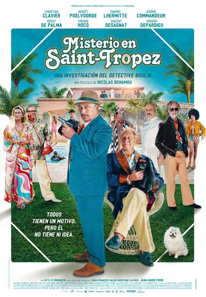 Misterio en Saint Tropez