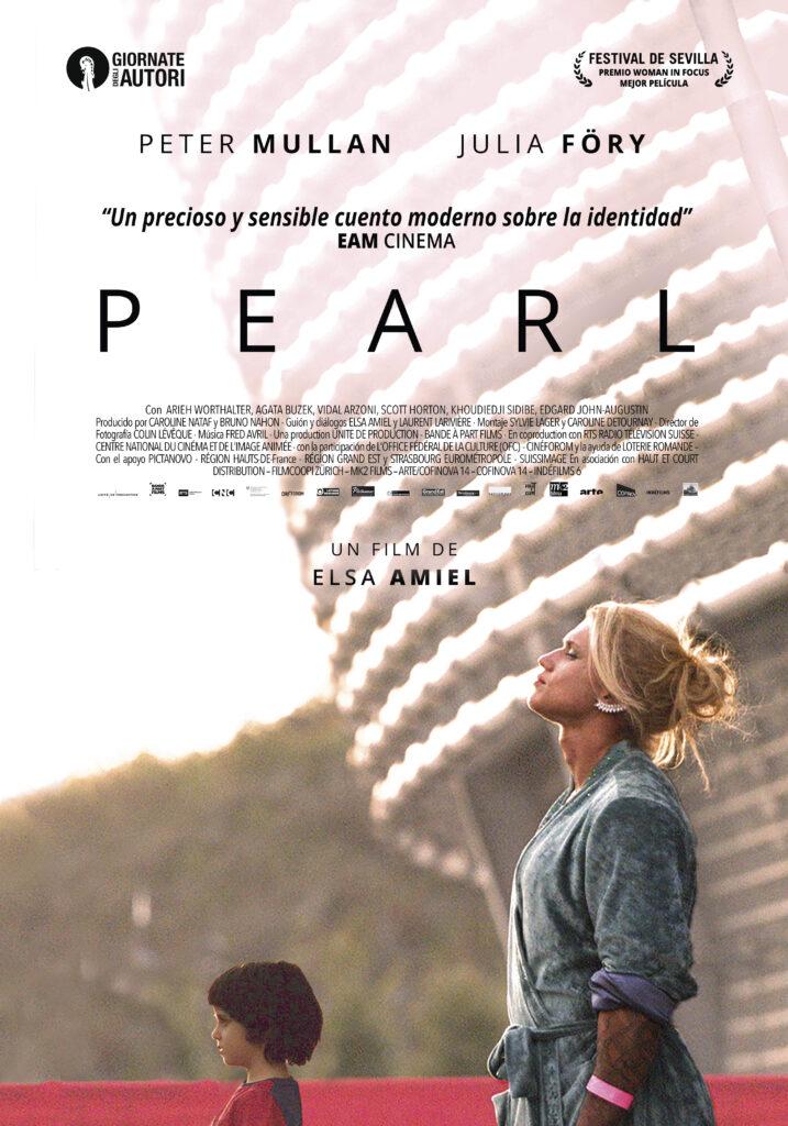 Pearl pelicula