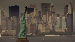 Côte est: Les États-Unis vus du ciel