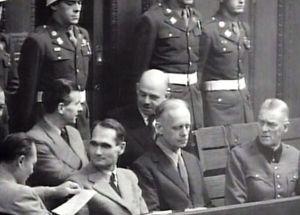 Nuremberg: les Nazis face à leurs crimes