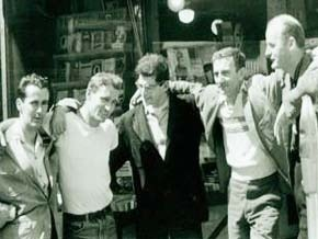 Beat Generation: Kerouac - Ginsberg – Burroughs