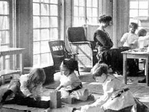 Quand l'utopie faisait école 1918-1939