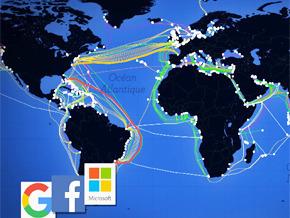 Cables sous-marins: la guerre invisible