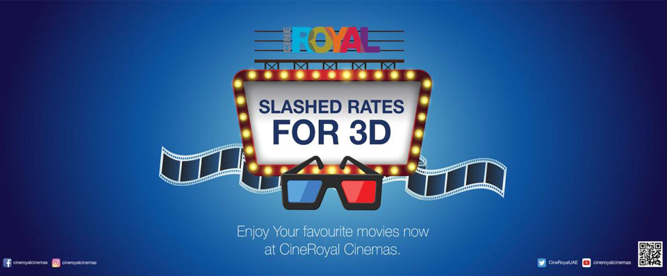 Book Movie Tickets Online | Complete Theatre Showtimes | Cine Royal