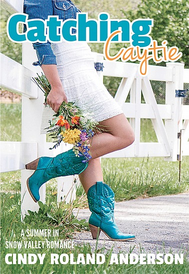Catching Caytie Book Cover Reveal