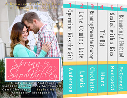 It's Release Day for Spring in Snow Valley!!