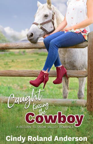 Caught Kissing the Cowboy is now available!