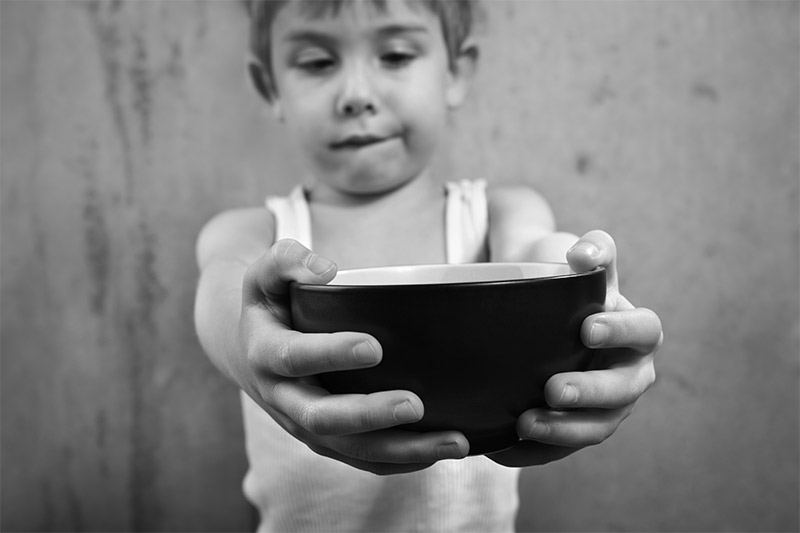 Hunger Is A National Crisis Bishops Call For Action