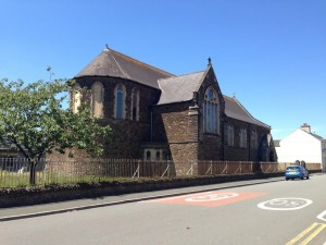 Former St Paul's Church, Aberavon