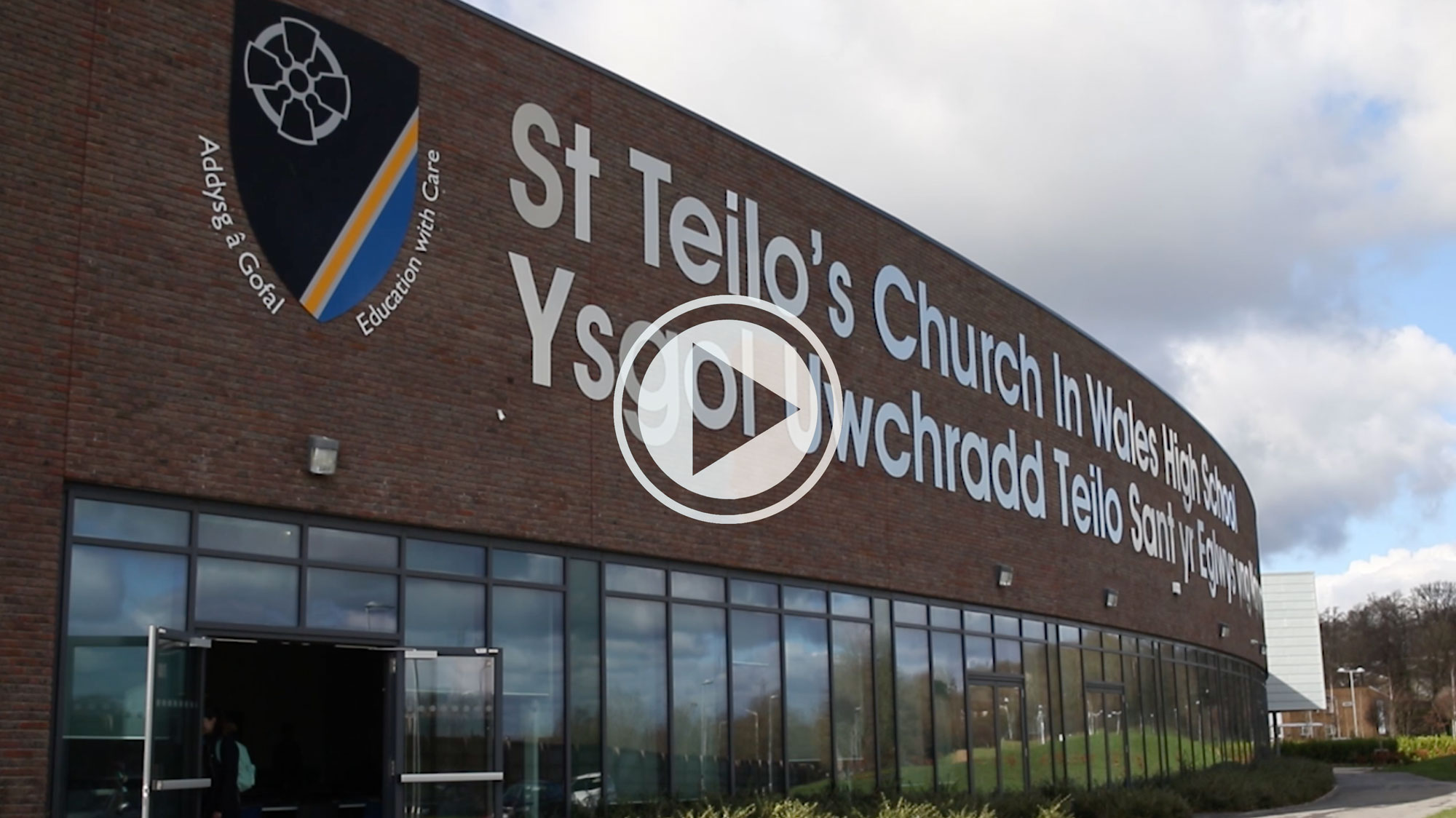 St Teilo's Video Play