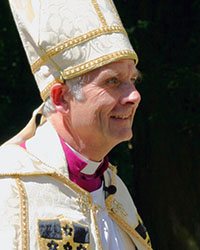 Barry Cennydd Morgan (Bishop of Llandaff)