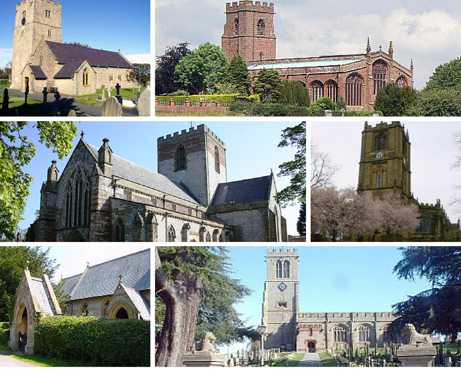Churches In The Diocese Of St Asaph Celebrate Grants The