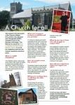 Teulu Asaph article LGBT chaplaincy